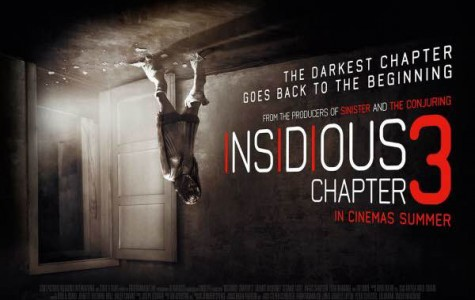 Horrified: Chapter 3 of the Insidious Trilogy
