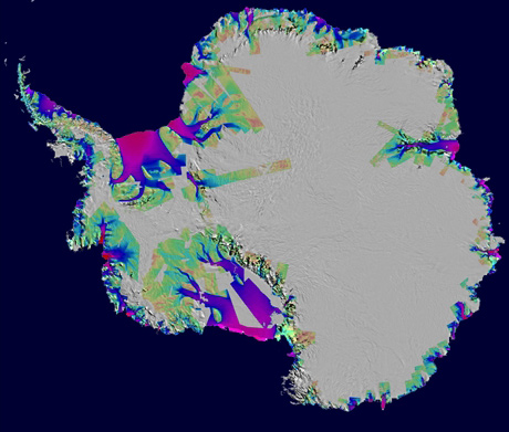 Ice loss in Antarctica could spell trouble for Hampton Roads