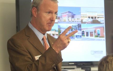 Mr. Jon Wheeler Visits Global Scholars