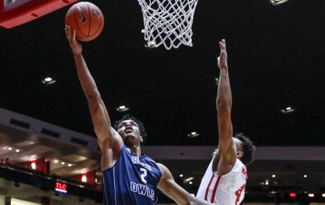 Cape Henry grad Marcus Evans is Rice's freshman scoring threat