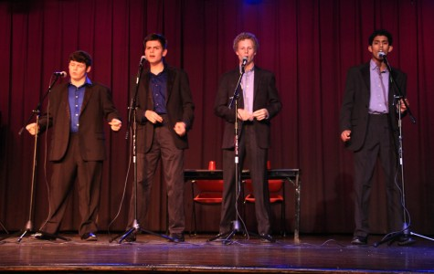 CHC talent on full display in Cabaret