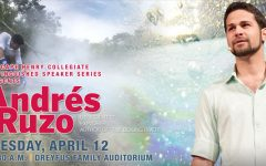 Andrés Ruzo ignites passion and excitement in captivating visit to CHC