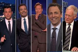 Top 10 Late Night Show Moments