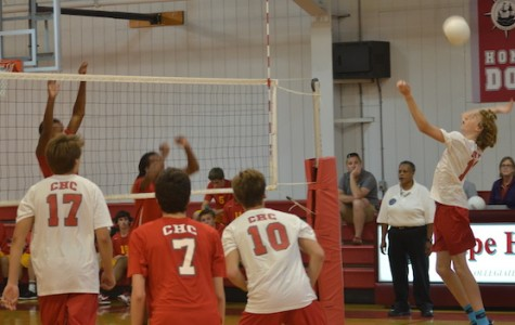 Boys' Varsity Volleyball Score 9/11