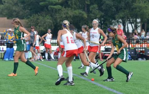 Girls' Varsity Field Hockey Score 9/16