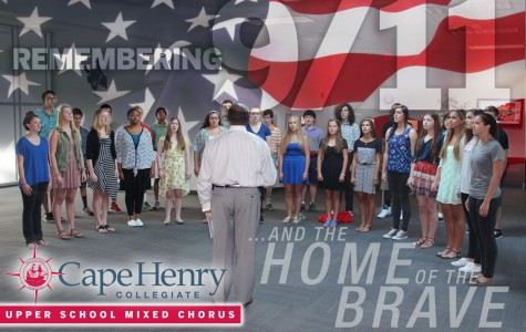 CHC Students Commemorate 9/11