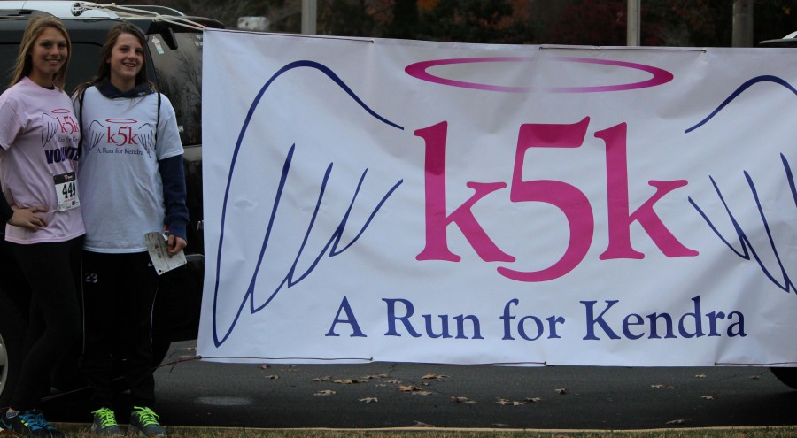 k5k: A Run for Kendra Atherton who lost her battle to cancer in 2012