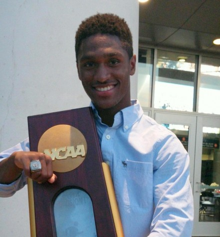 Peter Pearson '14 Earns NCAA National Championship Hardware