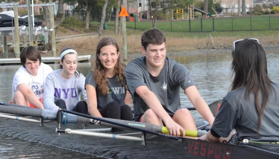Athletes of the Week: The CHC Crew Team