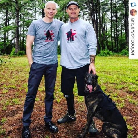 """Former Virginia Beach-based SEAL aired Friday on CNN's """"Anderson Cooper 360"""""""