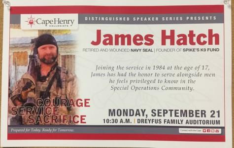 Distinguished Speaker: James Hatch