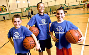 Boys and Girls Club: Step One in Giving Back
