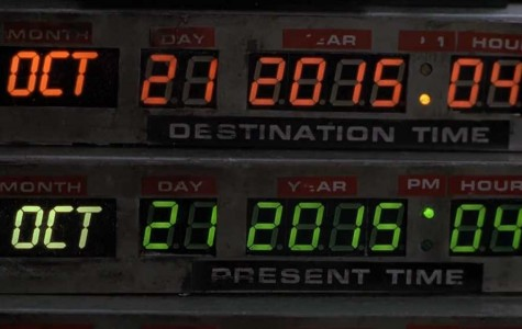Grab Your Hover Boards, It's Back to The Future Day!