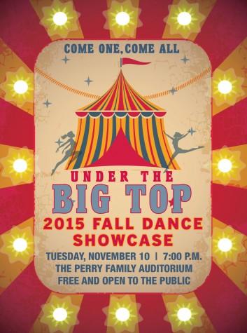 Fall Dance Showcase: Under the Big Top
