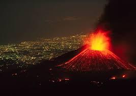 Italy's Etna Explodes!