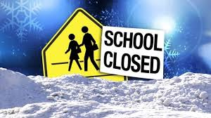 SCHOOL CLOSED AT NOON TODAY