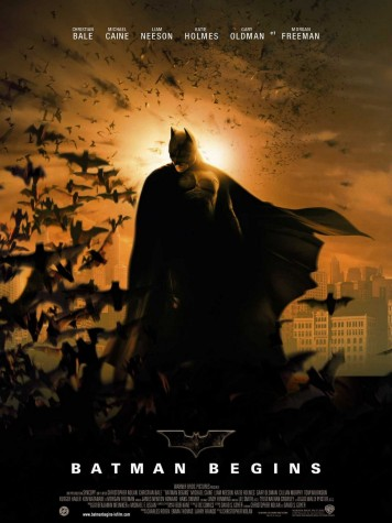 Batman Begins puts the movie series back on track with strong plot and performances