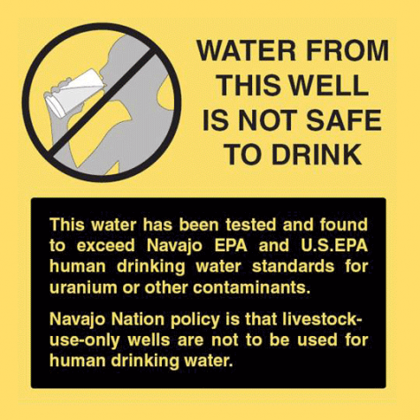 The Navajo have it worse than Flint, MI, so why aren't they in the news?
