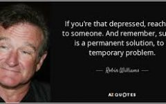 Alternate Text Not Supplied for robin williams suicide quote.
