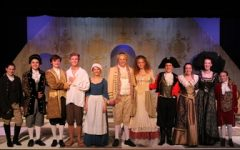 Patrick Jones in Tartuffe – An Impressive Debut