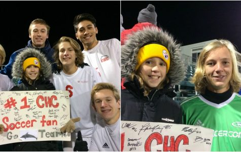 Varsity Boys Soccer's #1 Fan – Megan Zimmerman