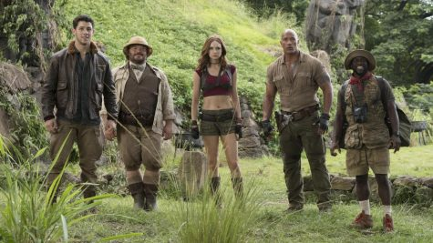 Jumanji Gives New Meaning to the World of Gaming