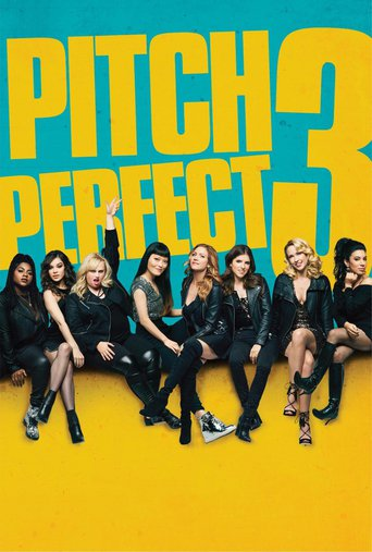 In Pitch Perfect 3, the Bellas a back for a finale.  Photo Credit: kenyabuzz.com
