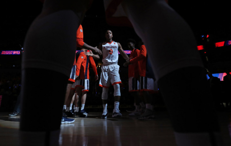 Devon Hall – From CHC to UVA