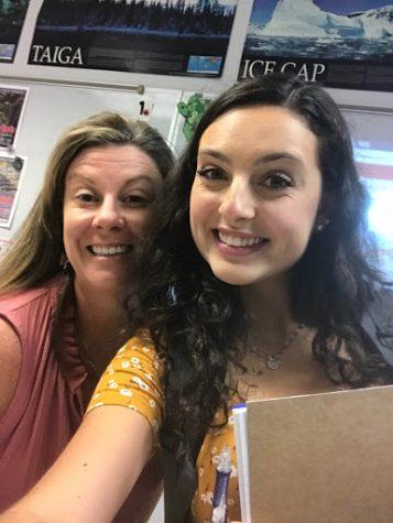 #whychc - Ms. Johnson - Science Teacher