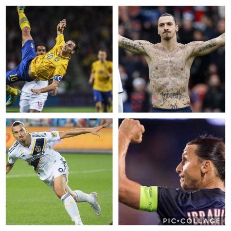500th Goal for Zlatan Ibrahimovic