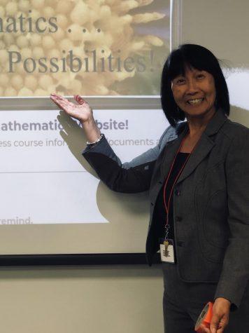 #whychc – Mrs. Wong – Math Teacher