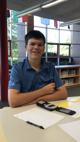 #whychc - James Tyler - Class of 2019