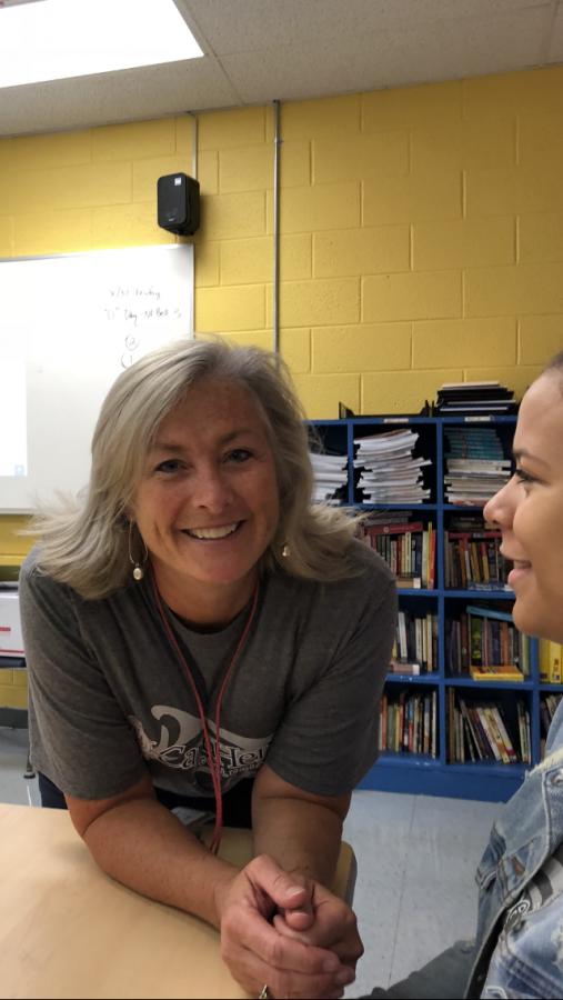 #whychc - Mrs. Christianson - English Teacher