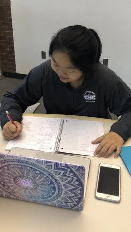 #whychc - Merry Jiang - Class of 2019