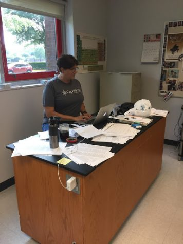 #whychc – Mrs. Gregory – Science Teacher