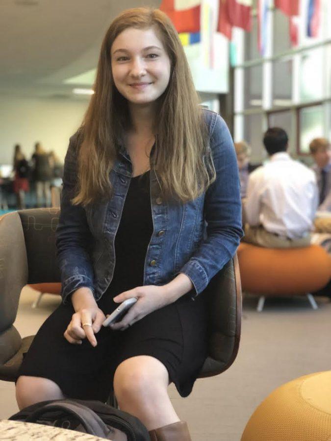 #whychc - Sarah Blais - Class of 2020