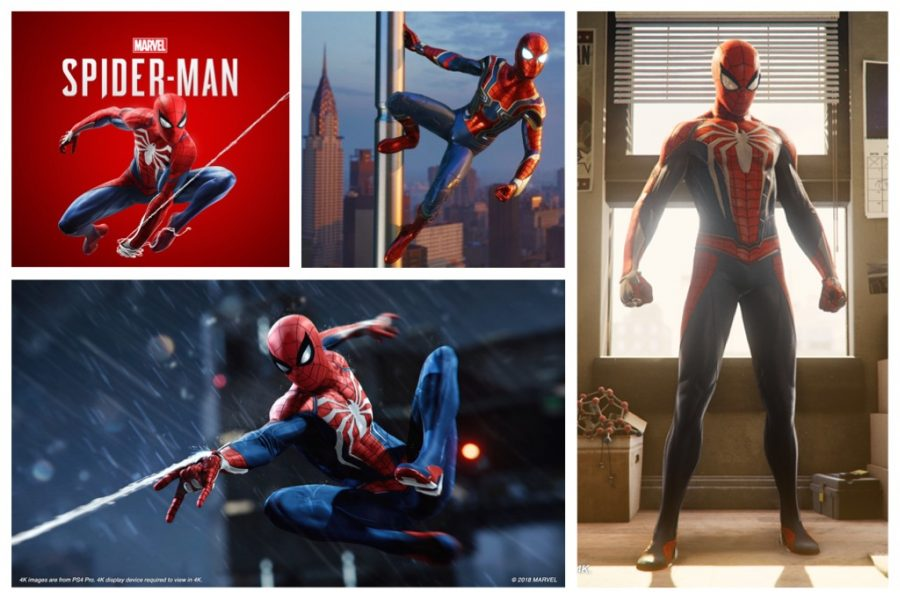 Marvel%E2%80%99s+Spider-Man+Released+for+PlayStation+4