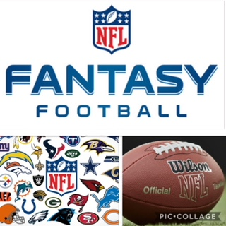 Above are popular NFL teams that people transform into fantasy teams for great fun and competition. Photo Credit: Google Images
