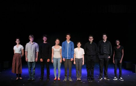 CHC Theatre presents The Curious Incident of the Dog in the Night-Time