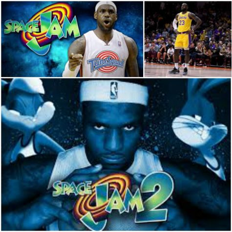 LeBron James Takes Lead Role in Space Jam Sequel