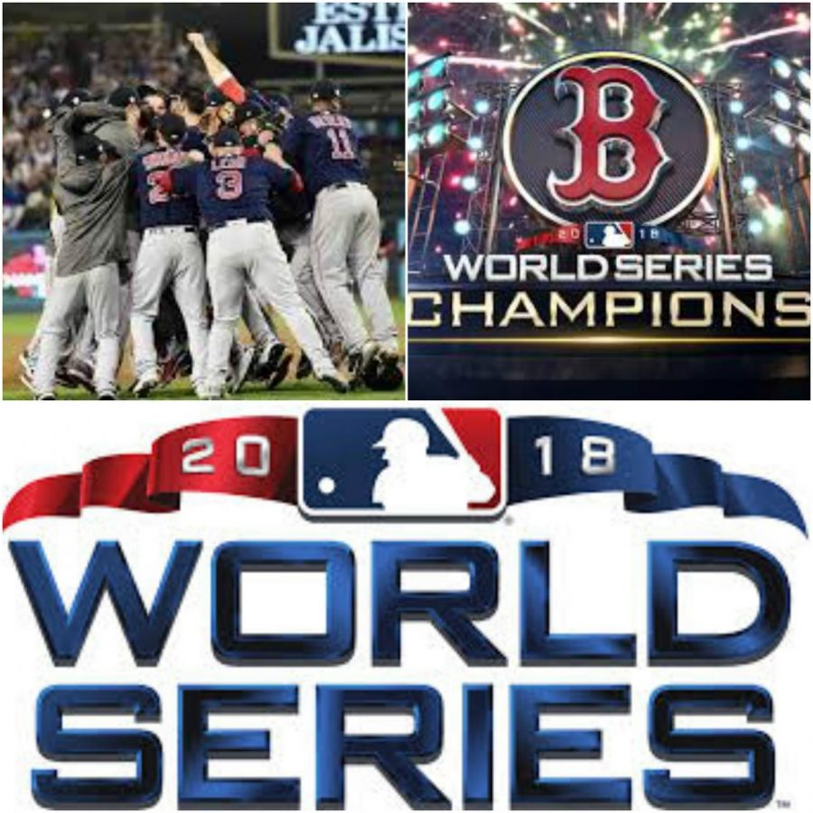 Boston+Red+Sox+won+the+World+Series+in+5+games+over+the+Los+Angeles+Dodgers.+When+Cole+Downs+was+asked+about+the+2018+World+Series+he+responded%2C+%E2%80%9CThe+Red+Sox+are+just+a+great+team%21%E2%80%9D+The+Dodgers+tried+to+rebuild+their+team+this+year+after+their+loss+in+the+World+Series+last+year+against+the+Houston+Astros%2C+but+once+again+they+came+short.+Photo+credits%3A+Top+Left%3A+Fox5dc.com%2C+Top+Right%3A+kktv.com%2C+Bottom%3A+wikipedia.org%0A