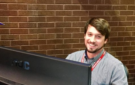 """Humans of Cape Henry: Mr. Harrison Land – """"Front Desk Guy"""" and Main Office Manager"""