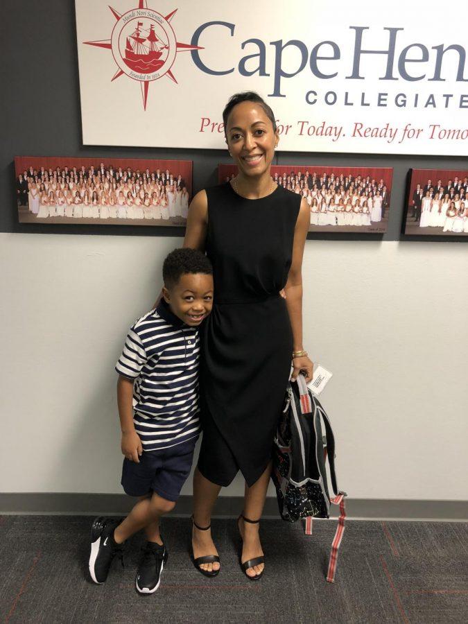 Humans of Cape Henry - Ms. Kisha Evans - CHC Development Office