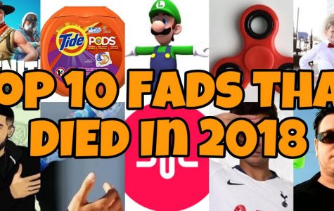 Fads that Died Out in 2018