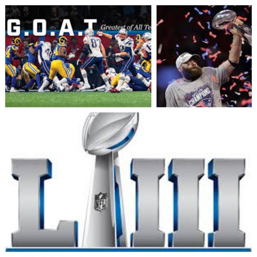 Super Bowl LIII - Los Angeles Rams Faced the New England Patriots