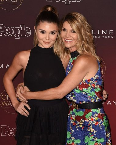 Lori Loughlin's Instagram-famous daughter Olivia Jade is one student who has been named in an explosive college-admissions scandal. Photo Credit:  People.com