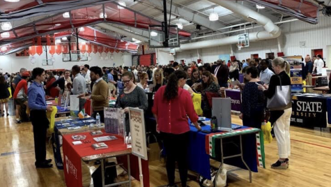 CHC Hosts Tidewater Independents Career Fair
