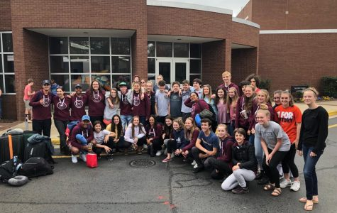 From Strangers to Friends - Stellenbosch Students from South Africa Visit CHC
