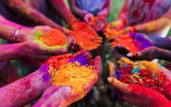 CHC Celebrates its 4th Annual Holi Festival