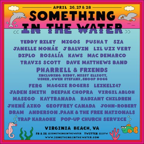 Pharrell's Something in the Water Music Festival